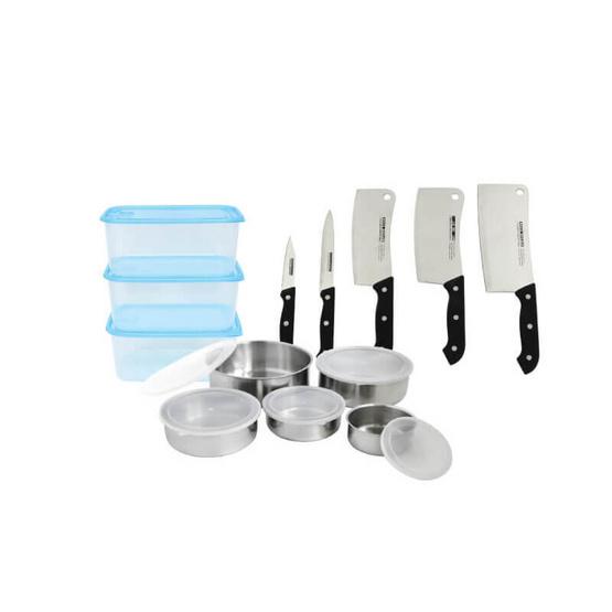 ชุดกระทะ Diamond Chef Kitchen for all 32 cm