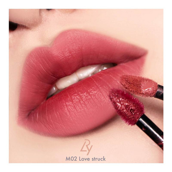 LRY LIPS & CHEEKS MATCH #M02 LOVE STRUCK