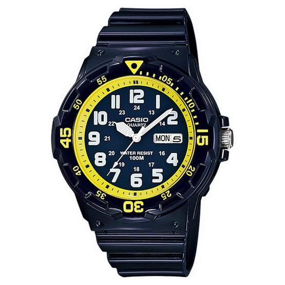 CASIO นาฬิกาข้อมือ รุ่น MRW-200HC-2B