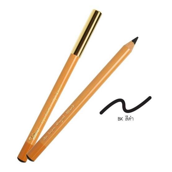 Tellme Eye Makeup Pencil ดินสอเขียนคิ้ว เท็ลมี #BK สีดำ