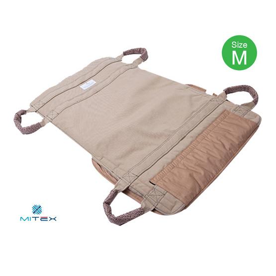 Mitex ผ้ายกตัวผู้สูงอายุและผู้ป่วย ขนาด M (20 x 30 นิ้ว) คละสีและคละลาย