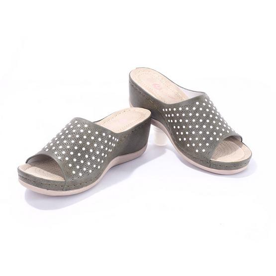 รองเท้าก้าวสบาย รุ่น 9227-4-GR