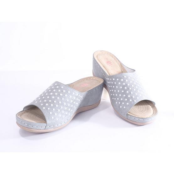 รองเท้าก้าวสบาย รุ่น 9227-4-GY