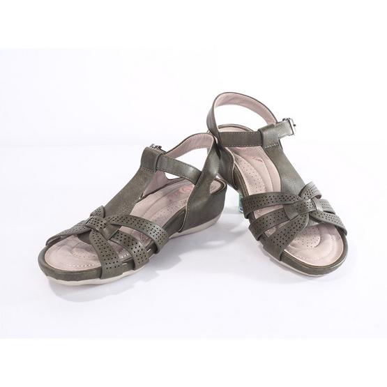 รองเท้าก้าวสบาย รุ่น BZZ218-11-GR