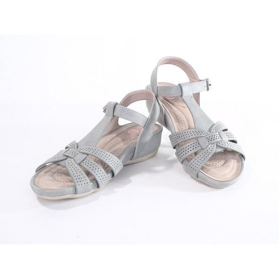 รองเท้าก้าวสบาย รุ่น BZZ218-11-GY