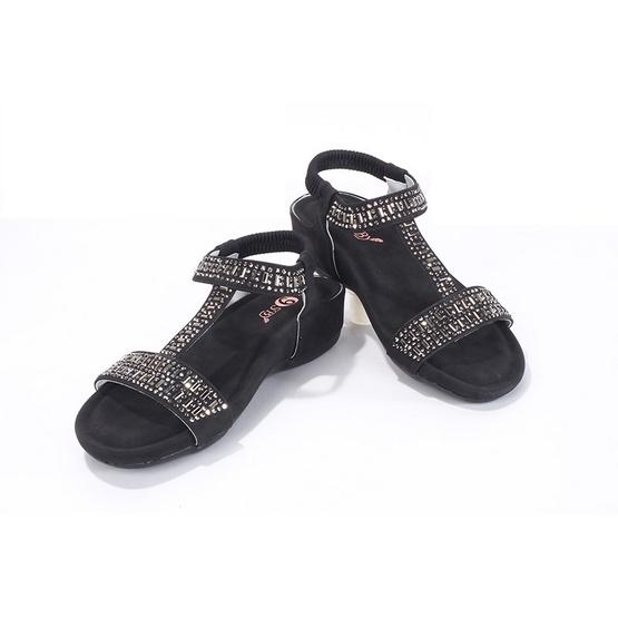 รองเท้าก้าวสบาย รุ่น BZZ298-23-BK