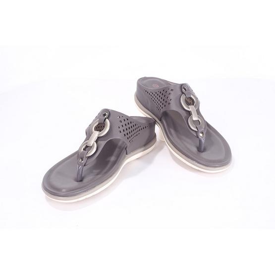 รองเท้าก้าวสบาย รุ่น BZZ918-5-GY