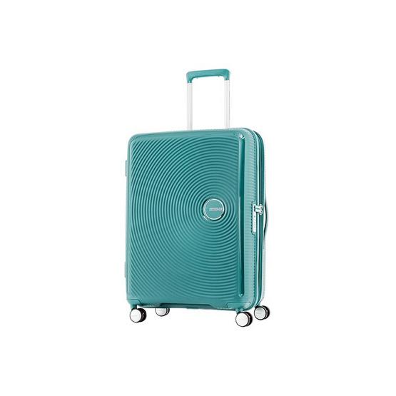 American Tourister กระเป๋าเดินทาง รุ่น CURIO SPINNER 69/25 EXP TSA (25นิ้ว)
