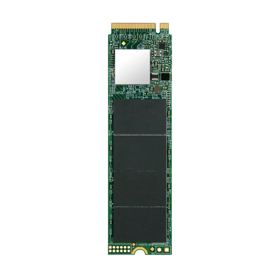 Transcend PCIe NVMe M.2 SSD 1TB (TS1TMTE110S)