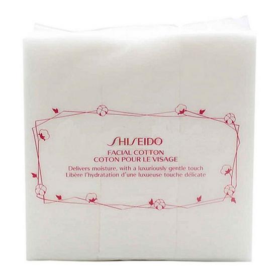 Shiseido Facial Cotton สำลีแผ่น บรรจุ 165 ชิ้น