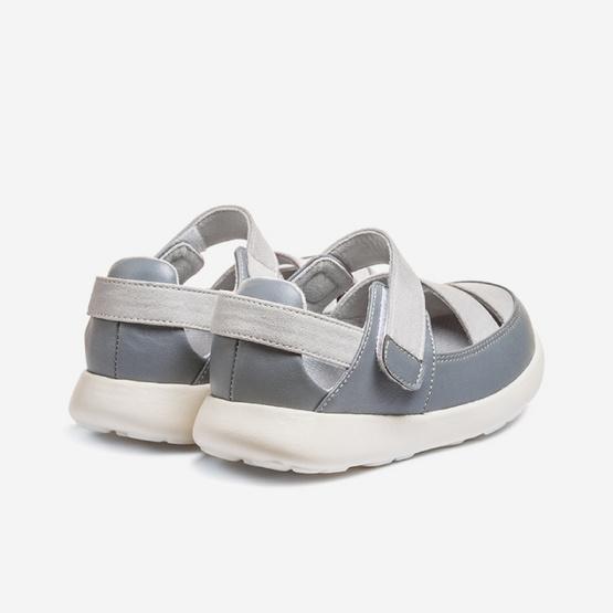 Little Blue Lamb รองเท้าสีเทา