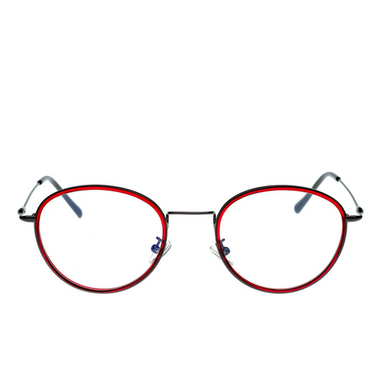 Marco Polo กรอบแว่นสายตา EMD18106 C4 สีแดง