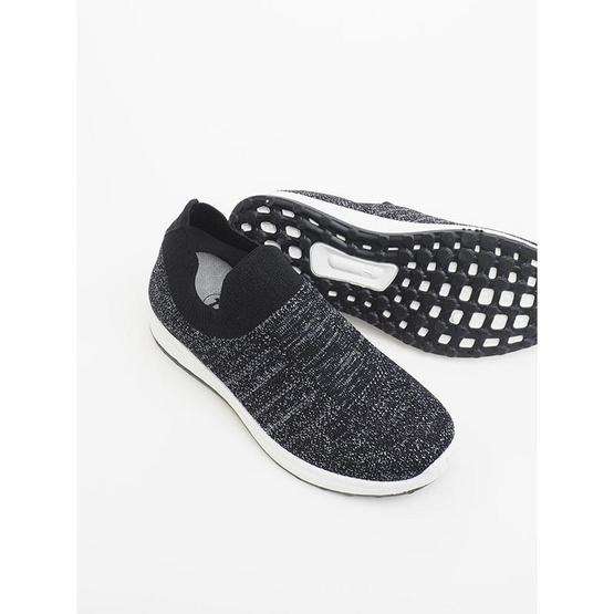 D'ARTE รองเท้า SNEAKERS D53-19006-BLK