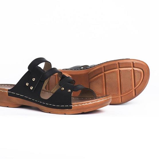 D'ARTE รองเท้า SANDALS D53-19019-BLK