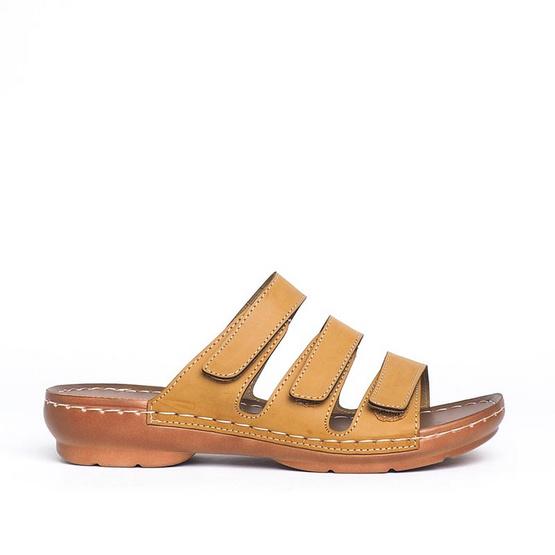 D'ARTE รองเท้า SANDALS D53-19020-TAN