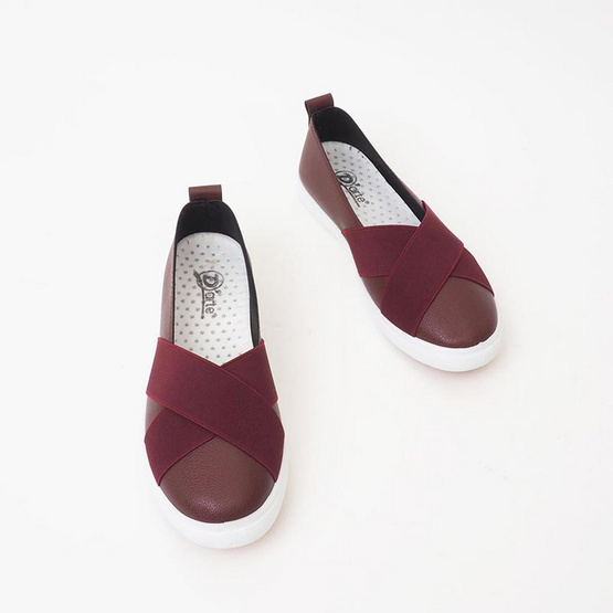 D'ARTE รองเท้า ROCCO SNEAKERS D55-18141-RED