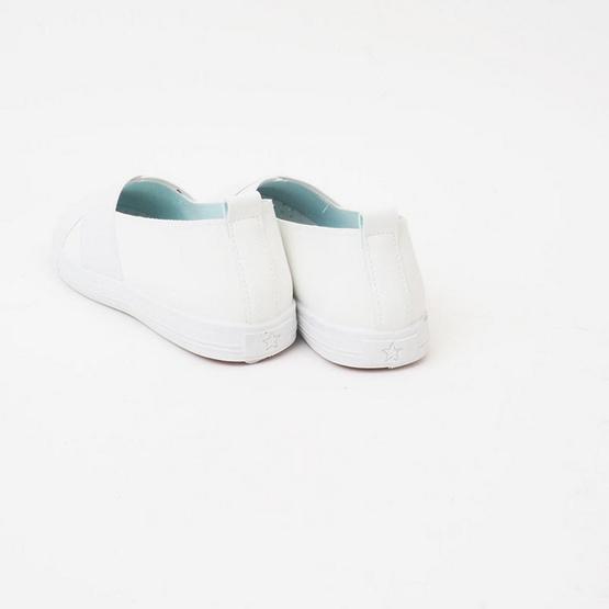 D'ARTE รองเท้า ROCCO SNEAKERS D55-18141-WHT