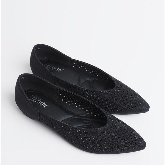D'ARTE รองเท้า LUCIA FLATS D55-19014-BLK