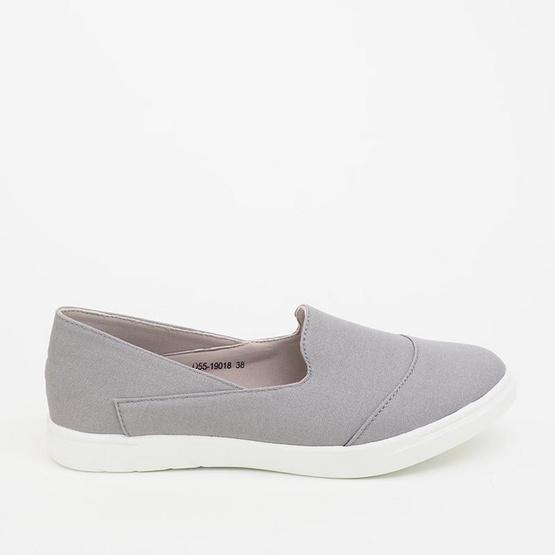 D'ARTE รองเท้า DIXIE SLIP ON D55-19018-GRY