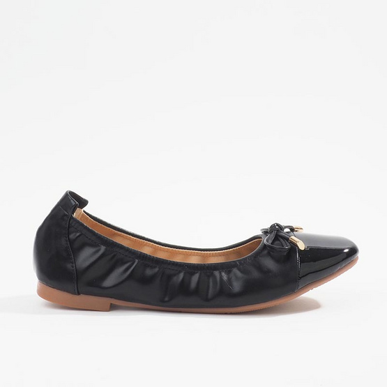 D'ARTE รองเท้า LAUREN FLATS D55-19903-BLK