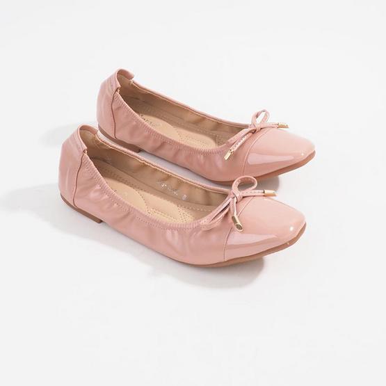 D'ARTE รองเท้า LAUREN FLATS D55-19903-PIN