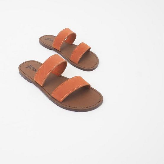 D'ARTE รองเท้า DAREN FLAT SANDALS D56-18143-ORG