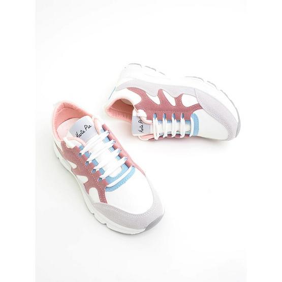 MARIA PIA รองเท้า SNEAKERS M55-19008-PIN