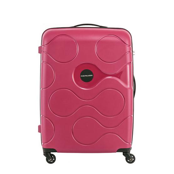 KAMILIANT กระเป๋าเดินทาง รุ่น MAPUNA 3P SET B(SP55/67/77 T) สี FRESH PINK