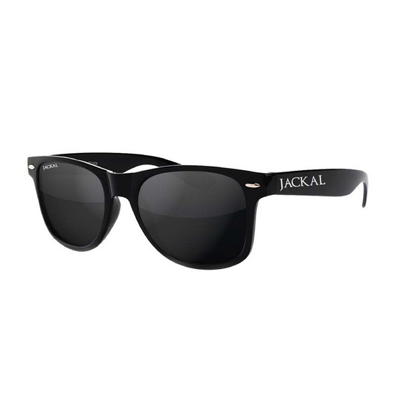Jackal แว่นกันแดด รุ่น JS001 BK /Smoke