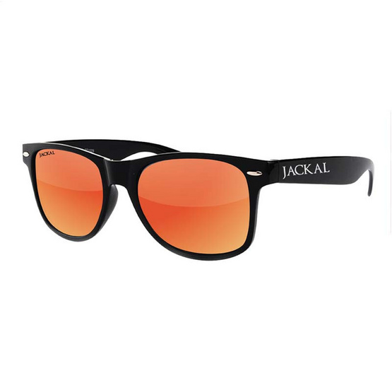 Jackal แว่นกันแดด รุ่น JS003 BK /Gold-Red