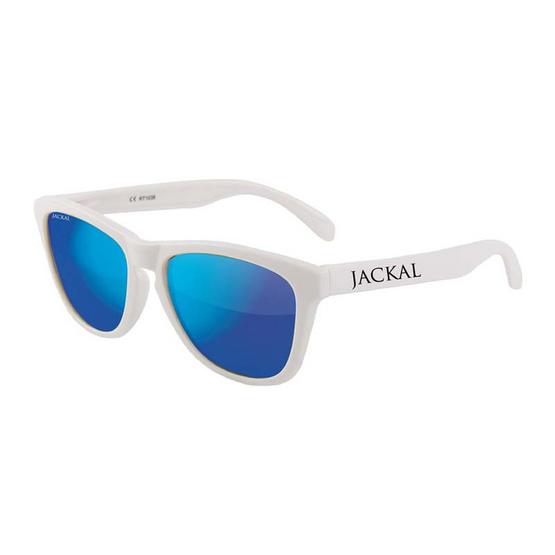 Jackal แว่นกันแดด รุ่น JS048 กรอบ WH/GRN-BL