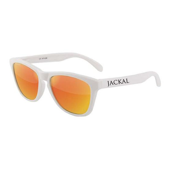 Jackal แว่นกันแดด รุ่น JS049 กรอบ WH/GD-RD