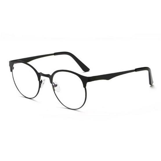 Jackal แว่นกรองแสงสีฟ้า OP018BLB เฟรมสีดำ