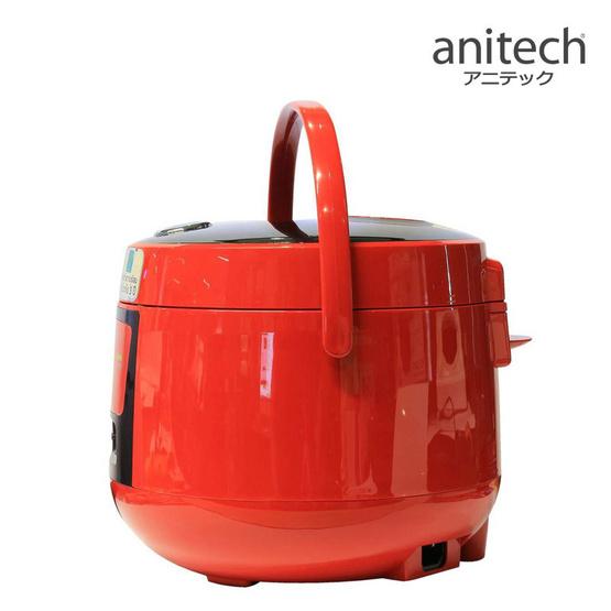 Anitech หม้อหุงข้าวขนาด 1 ลิตร รุ่น SRC10A