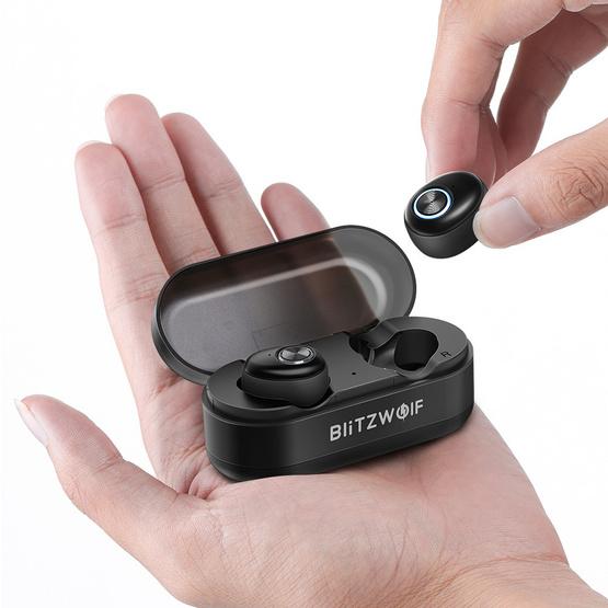 Blitzwolf หูฟังบลูทูธแบบ True Wireless รุ่น FYE2