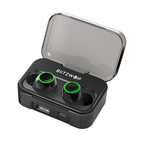 Blitzwolf หูฟังบลูทูธแบบ True Wireless รุ่น FYE3