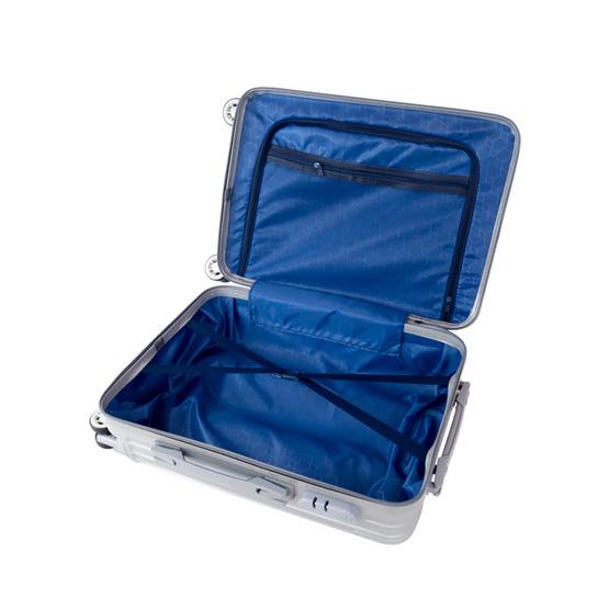 Vistom Travel Bag กระเป๋าเดินทาง รุ่น KL Summer 20 นิ้ว (สีเทา) แถมกระเป๋า TravelGear คละสี 1 ชิ้น มูลค่า 590 บาท