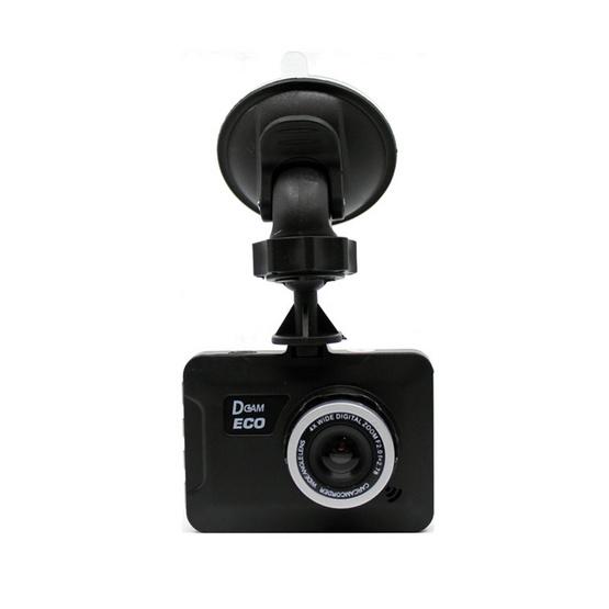 Dcam กล้องติดรถยนต์ รุ่น Eco