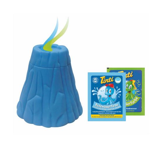 Tinti ภูเขาไฟกายสิทธิ์ พร้อมเม็ดสีอาบน้ำ 2 เม็ด