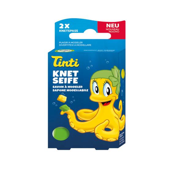 Tinti สบู่สีดินน้ำมัน (2 ก้อน/กล่อง)