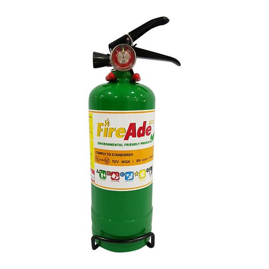 FireAde 2000 ถังดับเพลิง NON CFC ถังเขียว