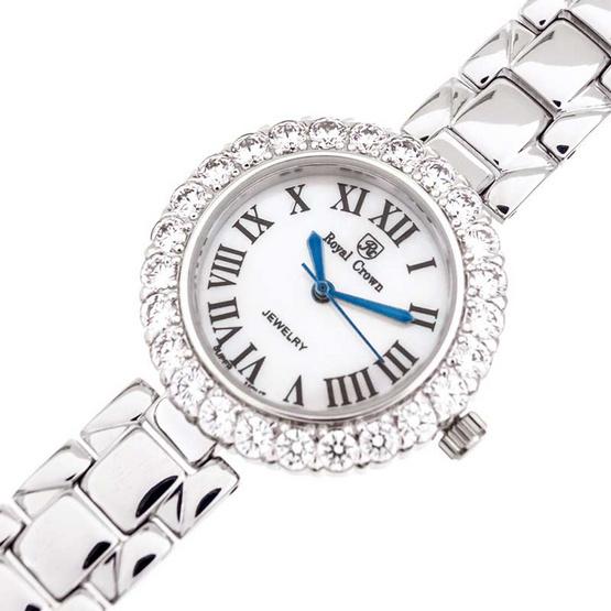 Royal Crown นาฬิกา รุ่น Lusia