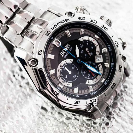 Boss นาฬิกา Classical Sport Series black