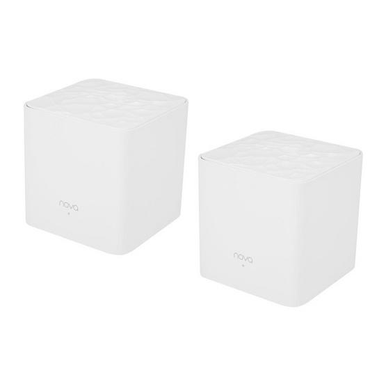 Tenda NOVA-MW3-P2 AC1200 Whole-home Mesh WiFi System Pack2