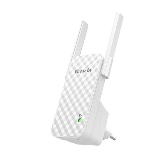 Tenda A9 N300 universal range extender อุปกรณ์ขยายสัญญาณ WiFi