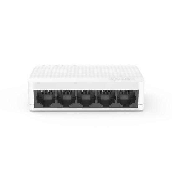 Tenda S105 5 port 10/100 Plastic Desktop Switch สวิตซ์