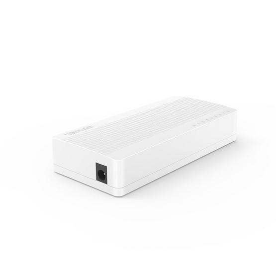 Tenda S108 8 port 10/100 Plastic Desktop Switch สวิตซ์