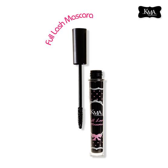 KMA Full Lash Mascara #K2 มาสคาร่า สีดำ