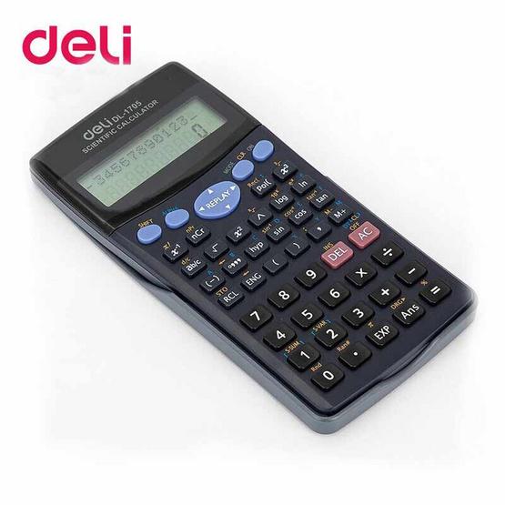 Deli 1705 เครื่องคิดเลขวิทยาศาสตร์