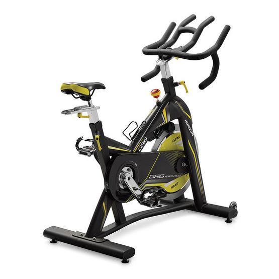 Johnson Fitness จักรยานนั่งปั่น (Upright Bike) Horizon รุ่น GR6